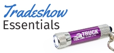 A one stop shop for all of your Tradeshow Needs. Shop Now!