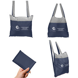 Customized 3-in-1 Chrissy Tote Bag & Backpack