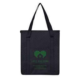 Customized Keep It Cool Insulated Tote Bag
