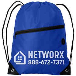 83a49b2fa1c5b Custom Drawstring Bags - Promotional Cinch Bags with Logo | National Pen