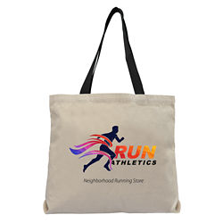 Customized Full Colour Inkjet Keva Cotton Tote