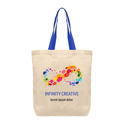 Customized Full Colour Inkjet Galina Tote Bag