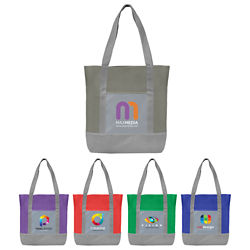 Customized Full Colour Inkjet Morris Tote Bag