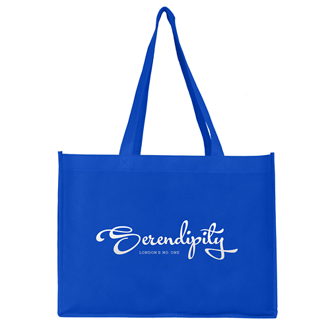 Customized Eco-Friendly Recyclable Tote Bag