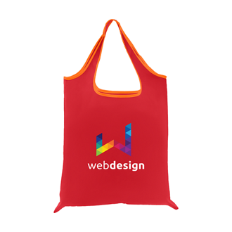 Customized Full Color Inkjet Contrast Chaya Tote