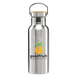 Customized 17 oz. Stainless Nyla Water Bottle - Full Colour