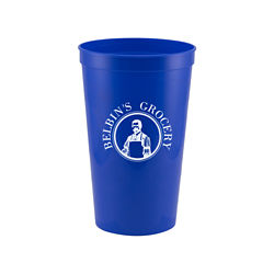 Customized 22 oz Pitcher Stadium Cup