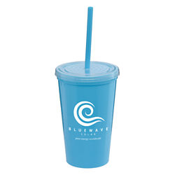 Customized 16 oz. Gary Double-Wall Tumbler