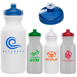 Customized Speed Seeker Bike Bottle - 20 oz