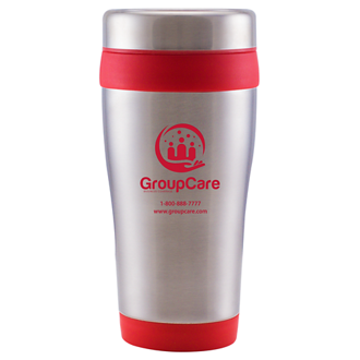 Customized 16 oz Big Sur Travel Tumbler