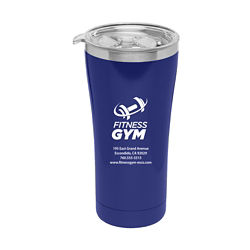 Customized 22 oz. Stainless Steel Eli Travel Mug