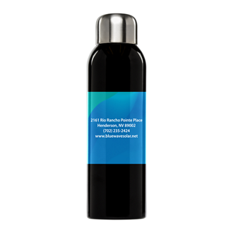 Customized Britebrand™ 26 oz. Iva Stainless Steel Water Bottle