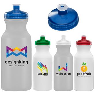 Customized Speed Seeker Bike Bottle 20 oz-Full Colour Inkjet