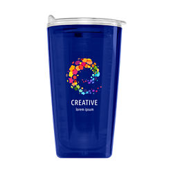 Customized 16 oz. Full Colour Inkjet Verano Tritan™ Tumbler