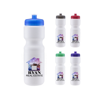 Customized 28 oz Dre Sports Bottle - Full Color Inkjet