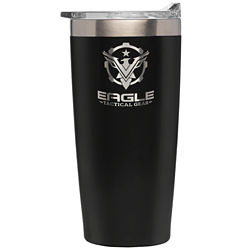 Customized Grande 16 oz. Stainless Steel Ree Tumbler with Laser Engraved Imprint