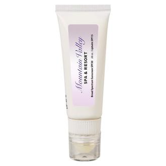 Customized Lip Balm and Sunscreen Tube