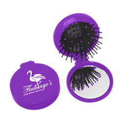 Customized 2 In 1 Kit - Brush and Mirror