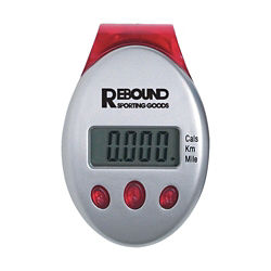 Customized Deluxe Multi-Function Pedometer