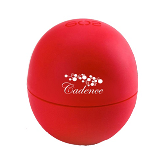 Customized Smooth Sphere Lip Balm - Summer Fruit