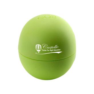 Customized Smooth Sphere Lip Balm - Honeysuckle Honeydew