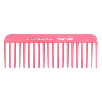 Customized Volumizer Salon Comb