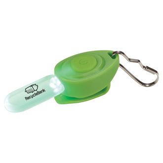 Customized Zipper Puller Safety Light