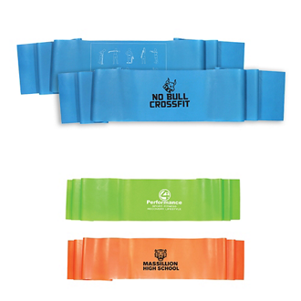 Customized Exercise Resistance Band