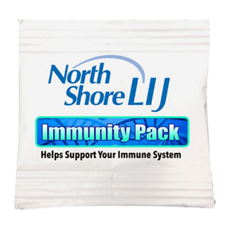 Customized Full Color Immune Booster Packets