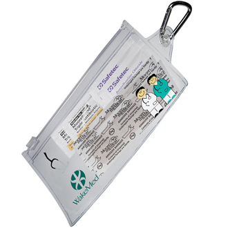 Customized On-the-Go First Aid Kit