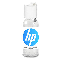Customized Full Color 1 oz. Antibacterial Hand Sanitizer