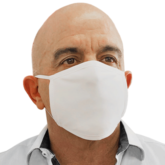 Customized Blank Reusable Non-Surgical Face Mask