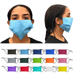Customized Blank Reusable Non-Woven Face Mask