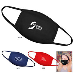 Customized 100% Cotton 4-Layer Non-Surgical Face Mask