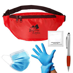 Customized Super Shopper PPE Kit