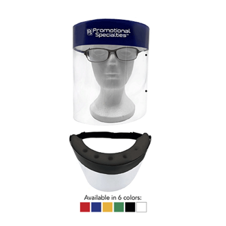 Customized Custom Plastic Face Shield