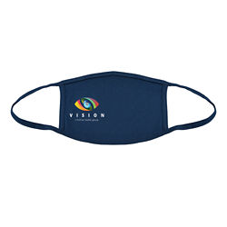 Customized Full Color Inkjet 2-Layer Reusable Cotton Mask