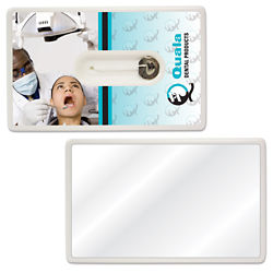 Customized Dental Floss with Mirror