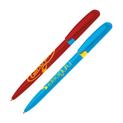 Customized Bic® Pivo Twist Action Pen