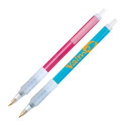 Customized BIC® Clic Stic® Ice Grip Pen