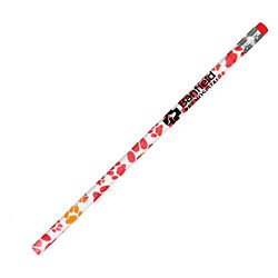 Customized Paw Print Color Changing Mood Pencil