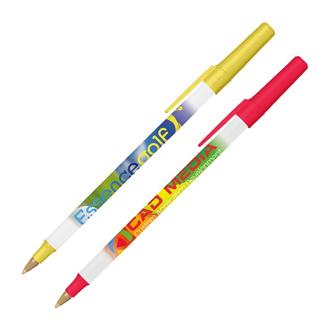 Customized BIC® Digital Round Stic® Pen - Full Color