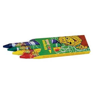 Customized Crayon Fun Pack