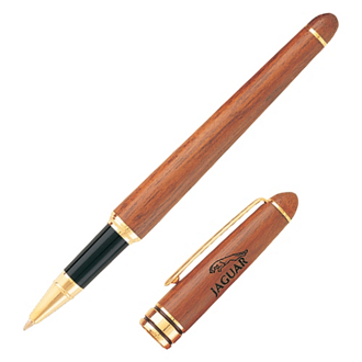 Customized Forest Genuine Rosewood Rollerball Pen