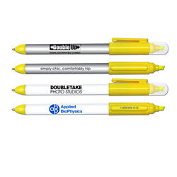Customized Liqui-Mark® Double Up® Double Ended Highlighter Pen Combo