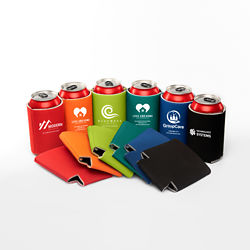Customized Handy Hugger Can Cooler