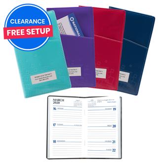 Customized GEO-Patent Pocket Planner
