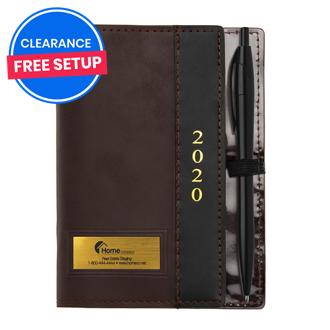 Customized Lida Weekly Planner & Pen Set