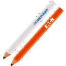 Custom carpenter pencils with logo