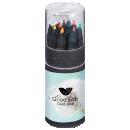 Custom colored pencils
